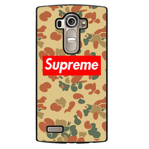 Antique Camo Supreme Phonecase Cover Case For LG G3 LG G4