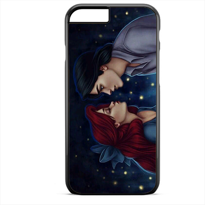 Ariel Kissing Phonecase For Iphone 4/4S Iphone 5/5S Iphone 5C Iphone 6 Iphone 6S Iphone 6 Plus Iphone 6S Plus