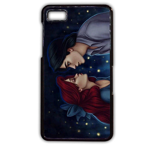 Ariel Kissing Phonecase Cover Case For Blackberry Q10 Blackberry Z10