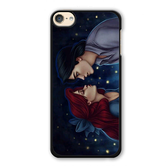Ariel Kissing Phonecase Cover Case For Apple Ipod 4 Ipod 5 Ipod 6