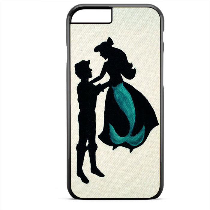 Ariel Mermaid Art Phonecase For Iphone 4/4S Iphone 5/5S Iphone 5C Iphone 6 Iphone 6S Iphone 6 Plus Iphone 6S Plus