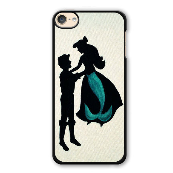 Ariel Mermaid Art Phonecase Cover Case For Apple Ipod 4 Ipod 5 Ipod 6