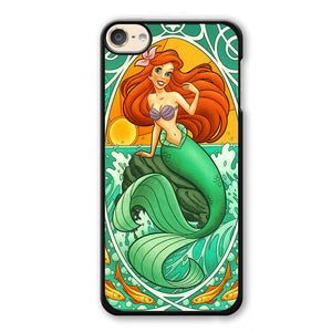 Ariel Pin Art Phonecase Cover Case For Apple Ipod 4 Ipod 5 Ipod 6