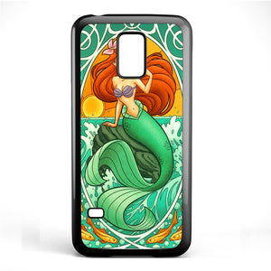 Ariel Pin Art Phonecase Cover Case For Samsung Galaxy S3 Mini Galaxy S4 Mini Galaxy S5 Mini