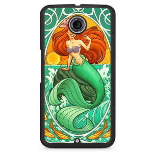 Ariel Pin Art Phonecase Cover Case For Google Nexus 4 Nexus 5 Nexus 6