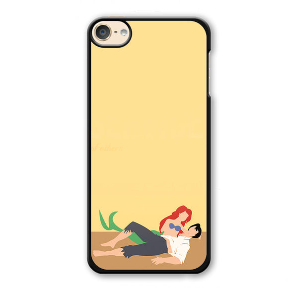 Ariel Rescuing Her Prince Phonecase Cover Case For Apple Ipod 4 Ipod 5 Ipod 6