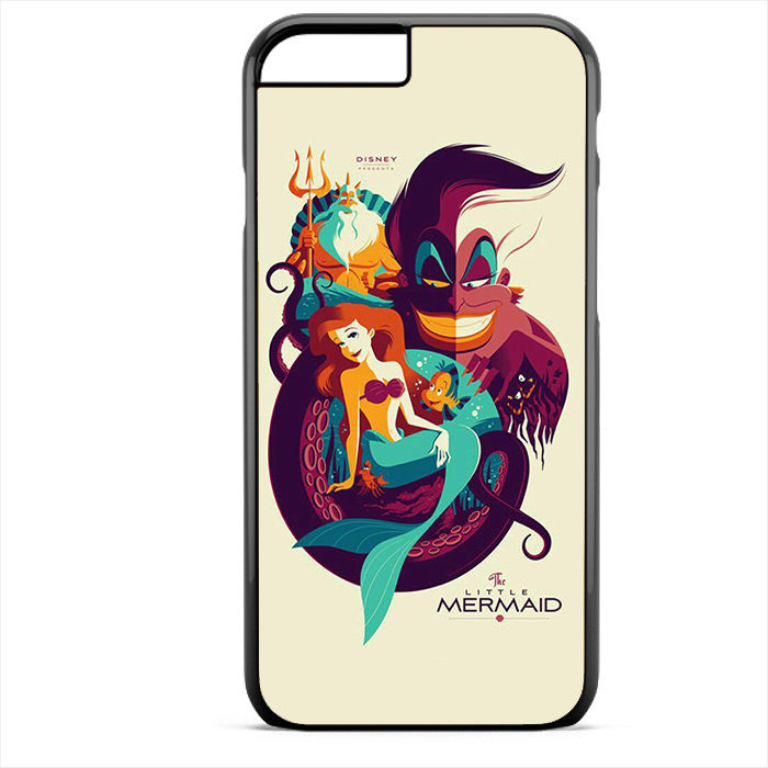 Ariel In Movie Poster Phonecase For Iphone 4/4S Iphone 5/5S Iphone 5C Iphone 6 Iphone 6S Iphone 6 Plus Iphone 6S Plus