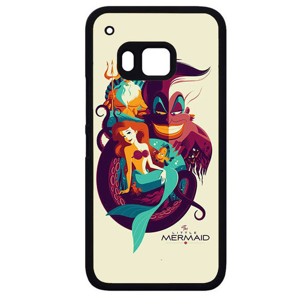Ariel In Movie PosterPhonecase Cover Case For HTC One M7 HTC One M8 HTC One M9 HTC ONe X