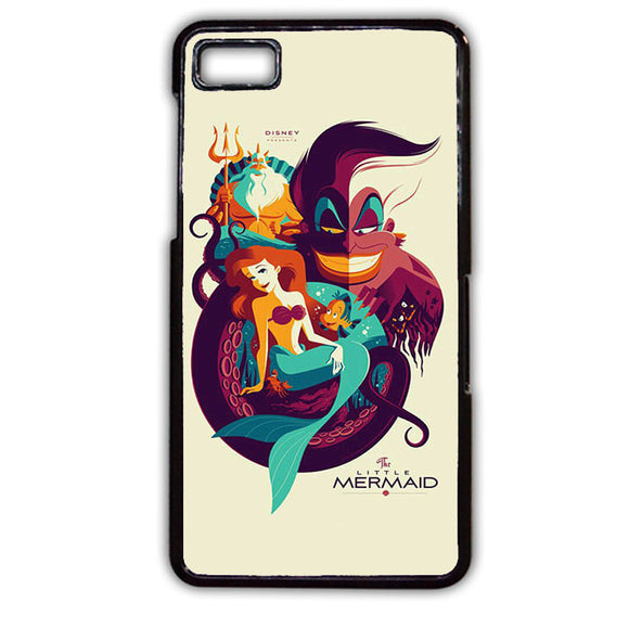 Ariel In Movie Poster Phonecase Cover Case For Blackberry Q10 Blackberry Z10