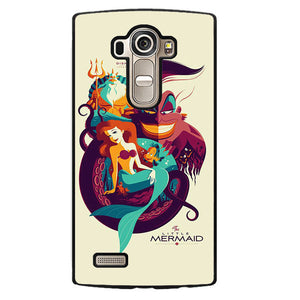 Ariel In Movie Poster Phonecase Cover Case For LG G3 LG G4