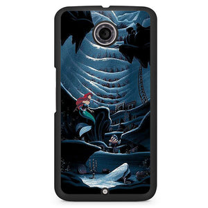 Ariel In Paint 2 Phonecase Cover Case For Google Nexus 4 Nexus 5 Nexus 6