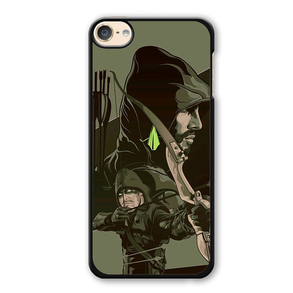 Arrow Art Cool Phonecase Cover Case For Apple Ipod 4 Ipod 5 Ipod 6