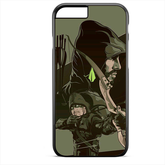 Arrow Art Cool Phonecase For Iphone 4/4S Iphone 5/5S Iphone 5C Iphone 6 Iphone 6S Iphone 6 Plus Iphone 6S Plus