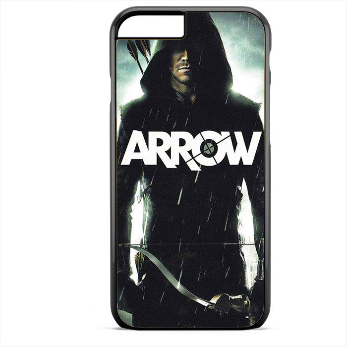 Arrow Oliver Queen Stephen Amell Wicked Town Phonecase For Iphone 4/4S Iphone 5/5S Iphone 5C Iphone 6 Iphone 6S Iphone 6 Plus Iphone 6S Plus