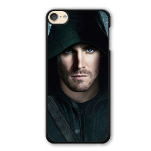 Arrow Oliver Quenn Phonecase Cover Case For Apple Ipod 4 Ipod 5 Ipod 6