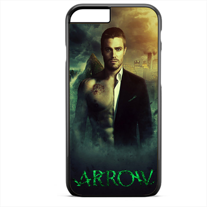 Arrow Oliver Quenn Person Phonecase For Iphone 4/4S Iphone 5/5S Iphone 5C Iphone 6 Iphone 6S Iphone 6 Plus Iphone 6S Plus