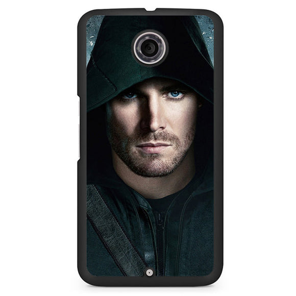 Arrow Oliver Quenn Phonecase Cover Case For Google Nexus 4 Nexus 5 Nexus 6