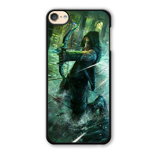 Arrow In 3D Phonecase Cover Case For Apple Ipod 4 Ipod 5 Ipod 6