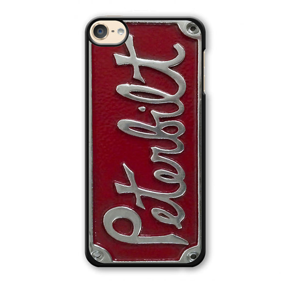 Art Plate Peterbilt Truck Phonecase Cover Case For Apple Ipod 4 Ipod 5 Ipod 6