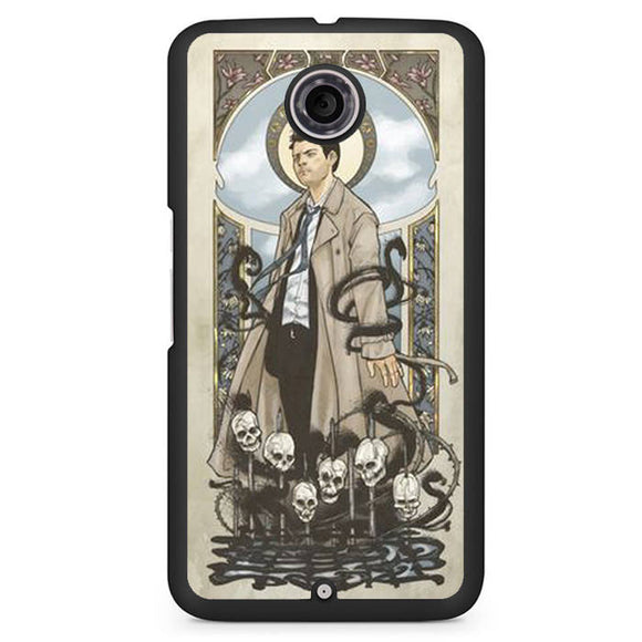 Art Nouveau Supernatural Phonecase Cover Case For Google Nexus 4 Nexus 5 Nexus 6