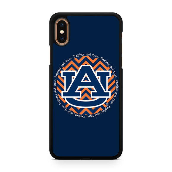 Auburn Tigers American Football 1 AA, Custom Phone Case, iPhone Case, iPhone XS Case