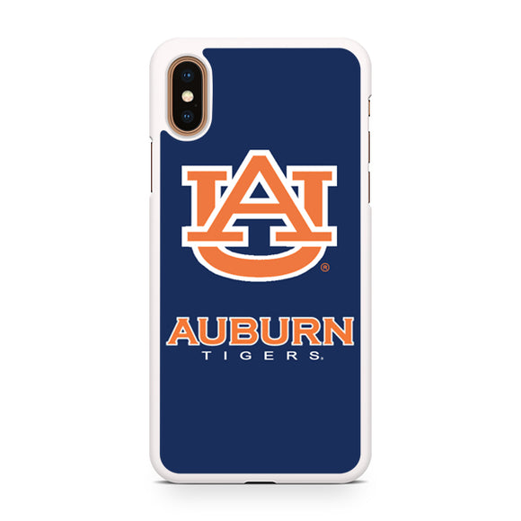 Auburn Tigers American Football 3 AA, Custom Phone Case, iPhone Case, iPhone XS Case