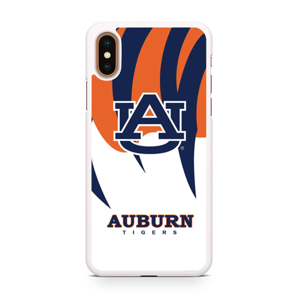 Auburn Tigers American Football 4 AA, Custom Phone Case, iPhone Case, iPhone XS Case