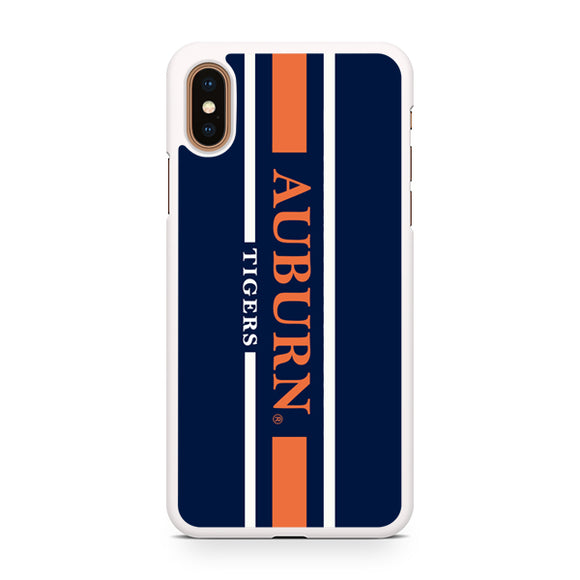 Auburn Tigers American Football AA, Custom Phone Case, iPhone Case, iPhone XS Case