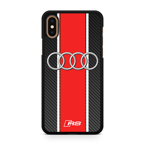 Audi Cars, Custom Phone Case, iPhone Case, iPhone XS Case