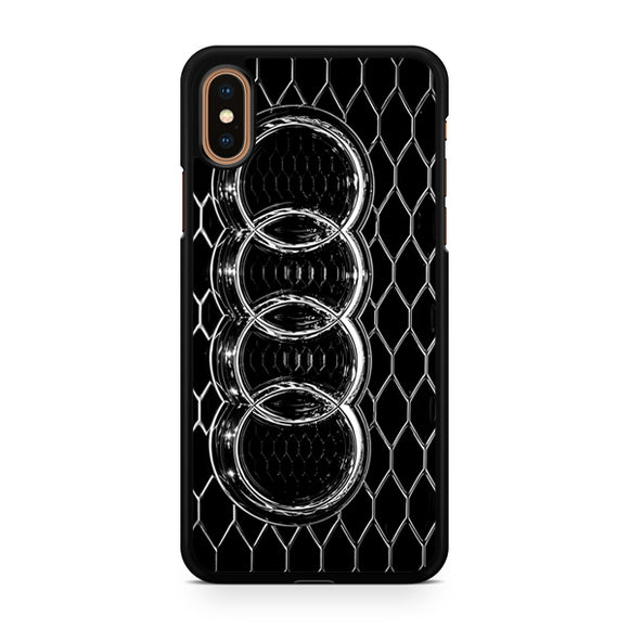 Audi Front Grill, Custom Phone Case, iPhone Case, iPhone XS Case