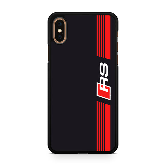 Audi RS Car, Custom Phone Case, iPhone Case, iPhone XS Case