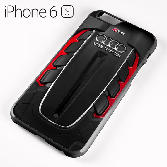 Audi RS Engine - iPhone 6 Case - Tatumcase