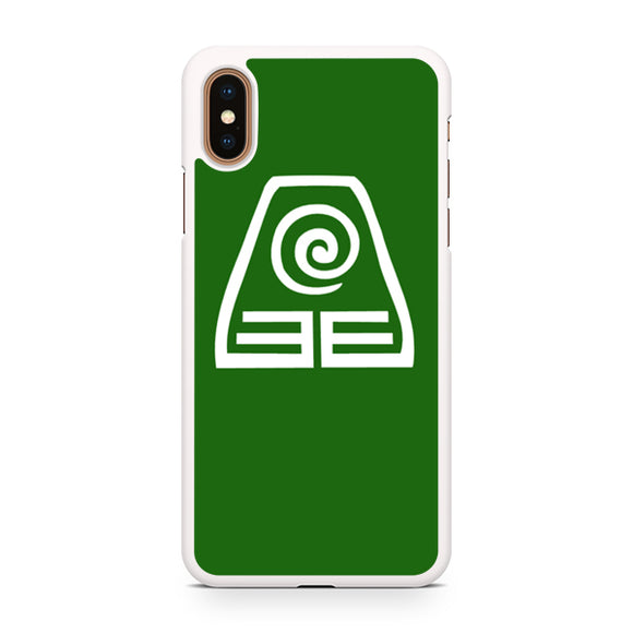 Avatar Earthbender, Custom Phone Case, iPhone Case, iPhone XS Case