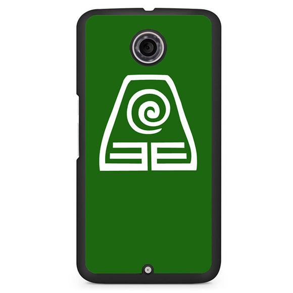 Avatar Earthbender Phonecase Cover Case For Google Nexus 4 Nexus 5 Nexus 6