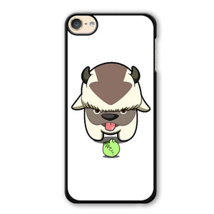 Avatar The Last Air Bender Appa And Cabbage Phonecase Cover Case For Apple Ipod 4 Ipod 5 Ipod 6