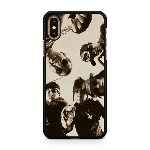 Avenged Sevenfold Crews 2, Custom Phone Case, iPhone Case, iPhone XS Case
