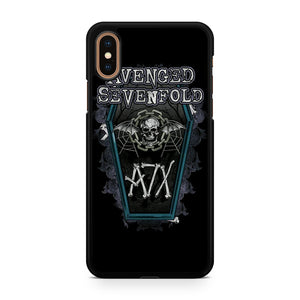 Avenged Sevenfold YD, Custom Phone Case, iPhone Case, iPhone XS Case