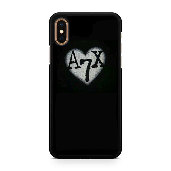 Avenged Sevenfold love 4, Custom Phone Case, iPhone Case, iPhone XS Case