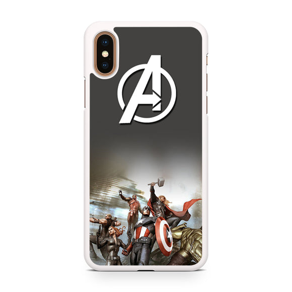 Avenger Battle 2, Custom Phone Case, iPhone Case, iPhone XS Case