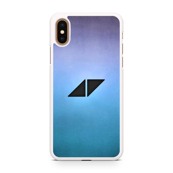 Avicii Logo LZ, Custom Phone Case, iPhone Case, iPhone XS Case
