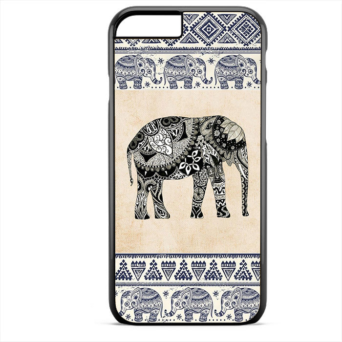 Aztec Elephant Pattern Phonecase For Iphone 4/4S Iphone 5/5S Iphone 5C Iphone 6 Iphone 6S Iphone 6 Plus Iphone 6S Plus