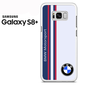 new concept 4f038 95310 BMW Motorsport Logo for Samsung Galaxy S8 Plus