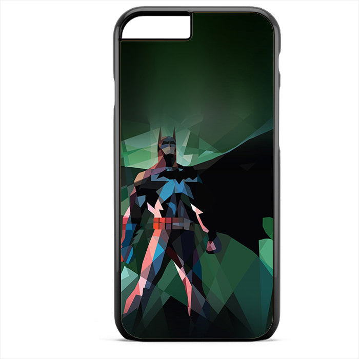 Batman Abstract 2 Phonecase For Iphone 4/4S Iphone 5/5S Iphone 5C Iphone 6 Iphone 6S Iphone 6 Plus Iphone 6S Plus