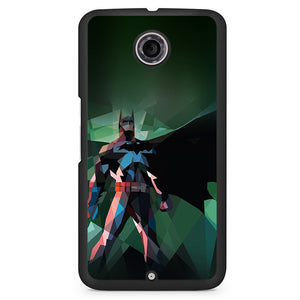 Batman Abstract 2 Phonecase Cover Case For Google Nexus 4 Nexus 5 Nexus 6