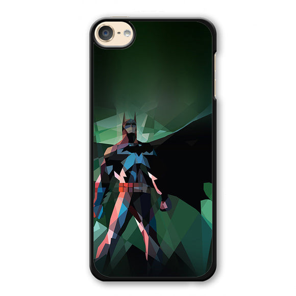 Batman Abstract 2 Phonecase Cover Case For Apple Ipod 4 Ipod 5 Ipod 6