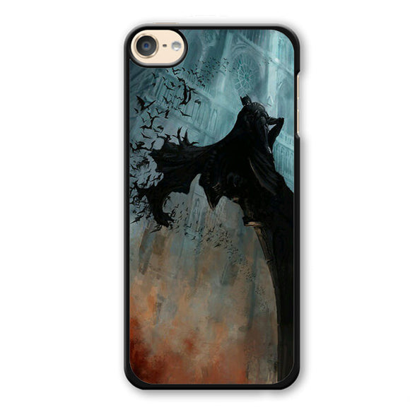 Batman Art 3 Phonecase Cover Case For Apple Ipod 4 Ipod 5 Ipod 6