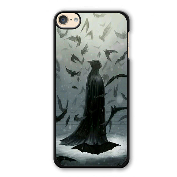 Batman Art 4 Phonecase Cover Case For Apple Ipod 4 Ipod 5 Ipod 6