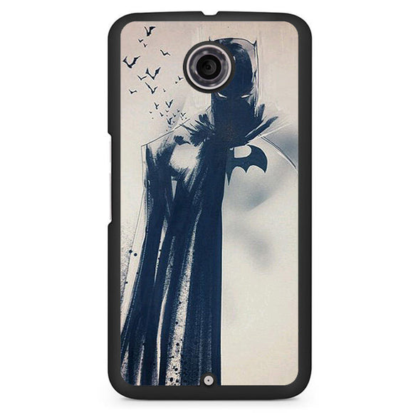 Batman Art 5 Phonecase Cover Case For Google Nexus 4 Nexus 5 Nexus 6