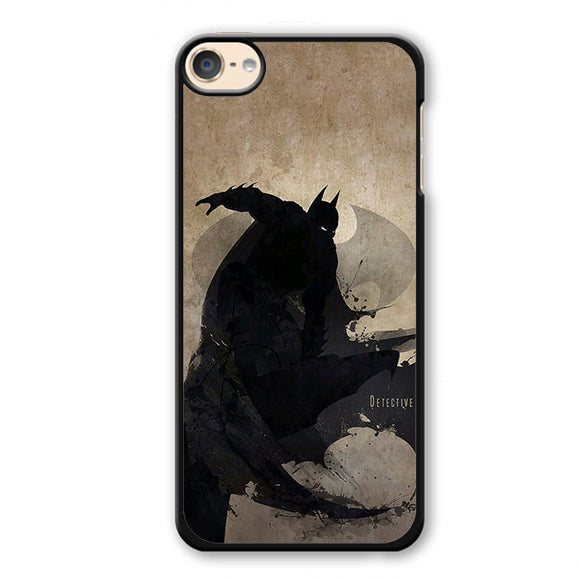 Batman Art 7 Phonecase Cover Case For Apple Ipod 4 Ipod 5 Ipod 6