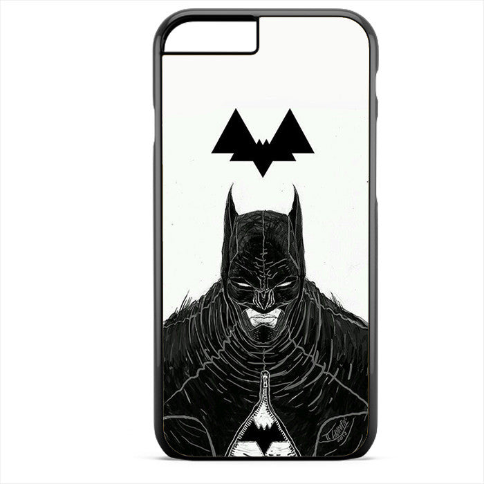 Batman Art And Logo Phonecase For Iphone 4/4S Iphone 5/5S Iphone 5C Iphone 6 Iphone 6S Iphone 6 Plus Iphone 6S Plus